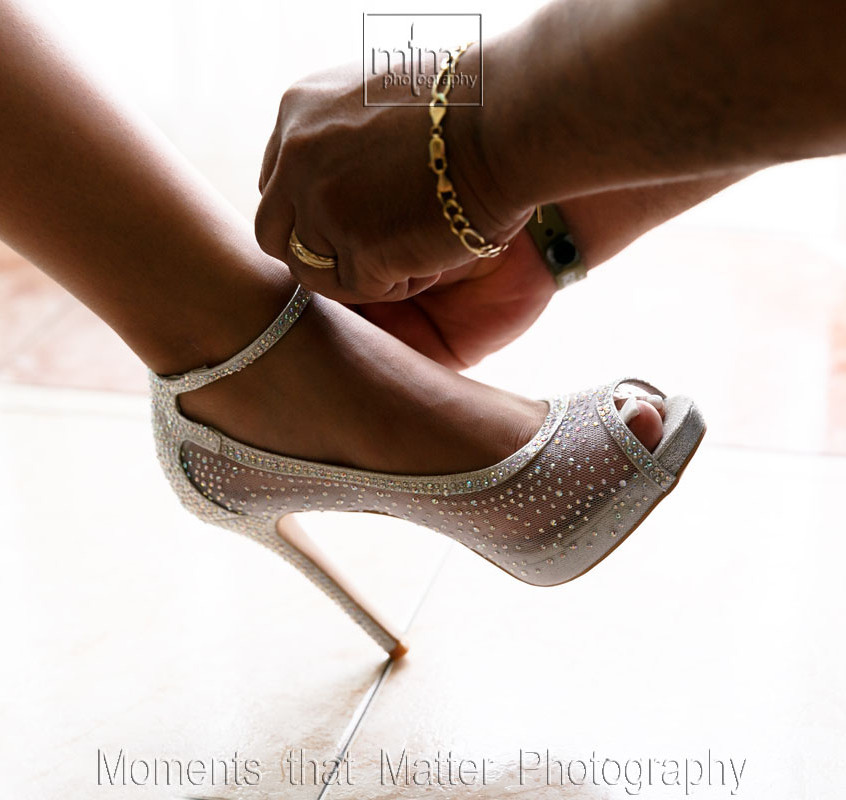 Shoes for her  Quinceanera