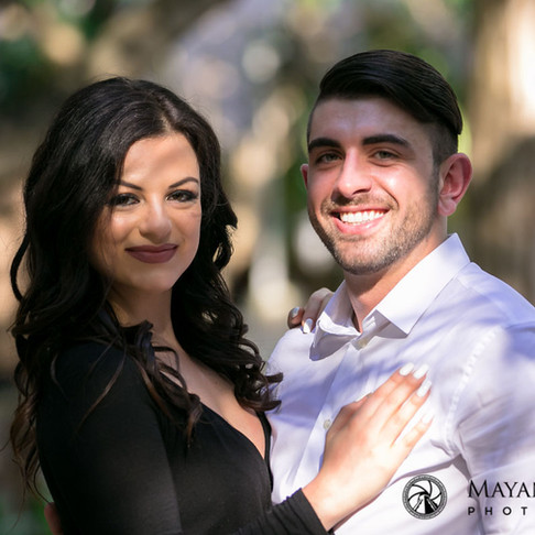 Raquel and Steve. Playa del Carmen Engagement Photography | Riviera Maya Photographer.