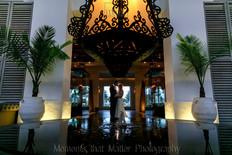 Lobby at Unico Riviera Maya