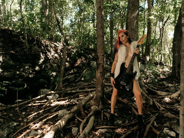 jungle portraits