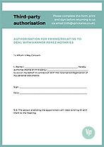 VPN Third Party Authorisation Form_Frien