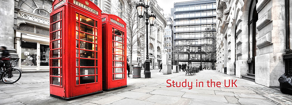 Study in the UK with Notting Hill College