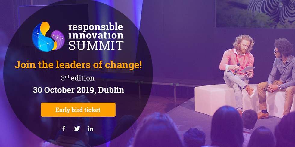Responsible Innovation Summit - Leaders of Change