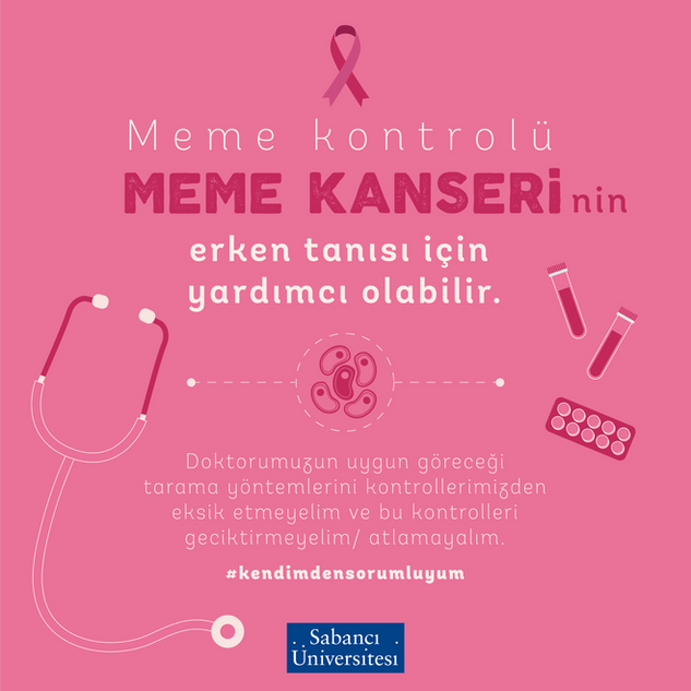 Breast Cancer Awareness Social Media Post