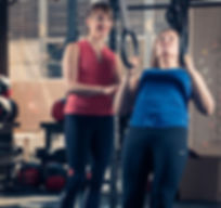 Personal training individual coaching