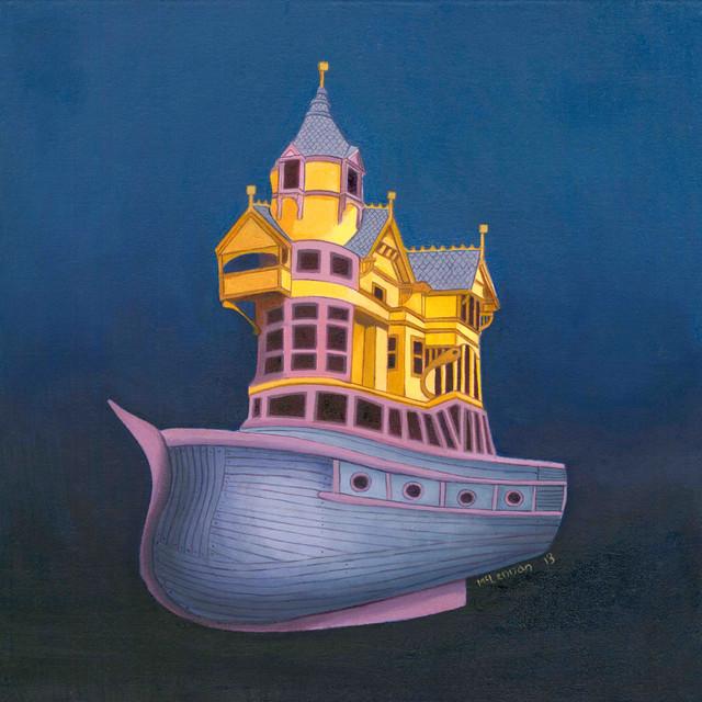 Victorian tug boat