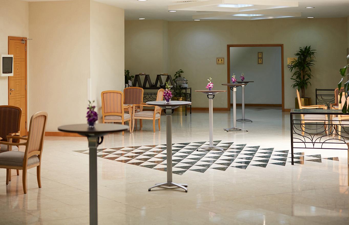 Al Dhiyafah Foyer