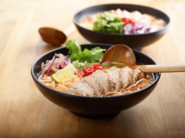 Wagamama Lifestyle Chilli Chicken Ramen