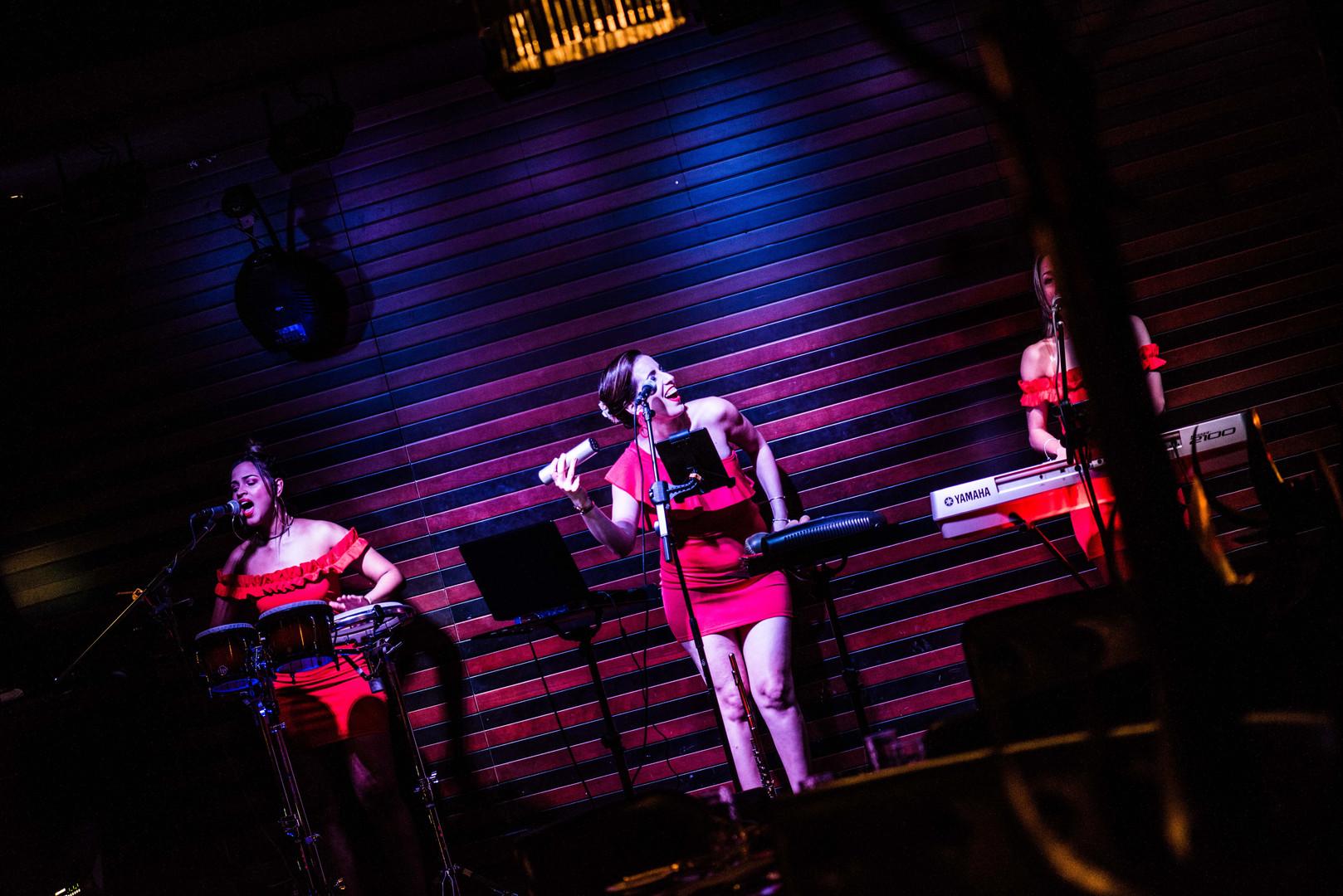Chamas Live Band