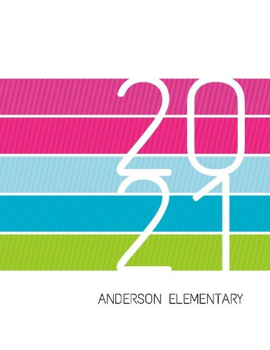 Anderson Elementary Yearbook