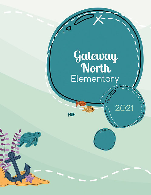 Gateway North Elementary Yearbook