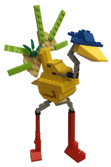 Lego Yellow Bird.png