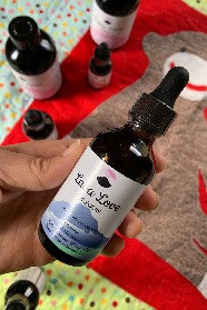 2 oz - 600 mg blueberry CBD