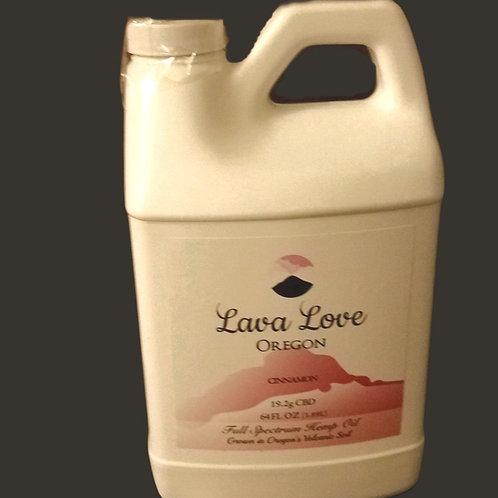HALF OFF Half Gallon CBD Oil! Natural flavor