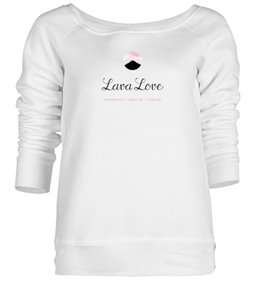 Limited Edition Women's Lava Love Sweatshirt