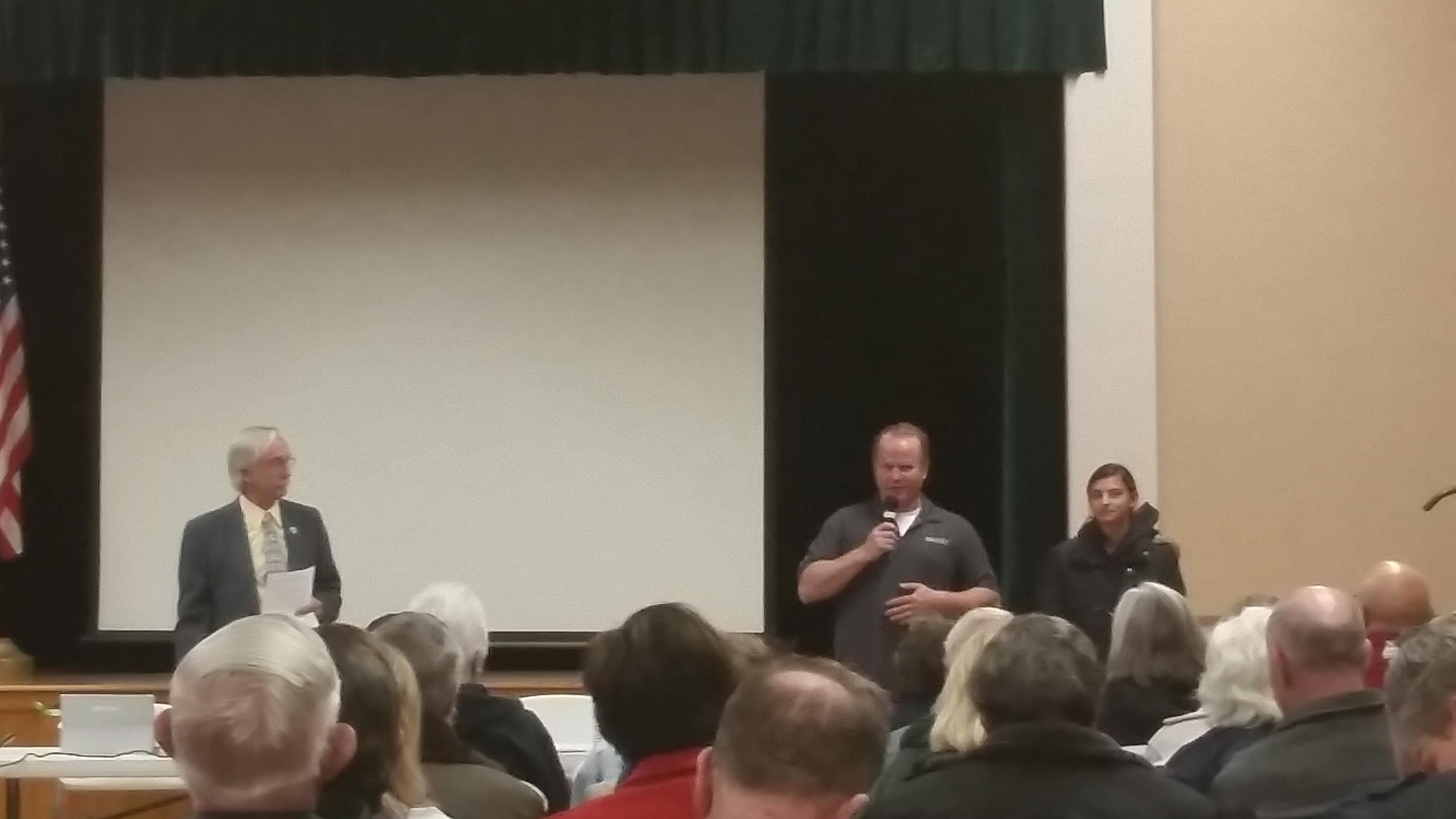 Oakhurst Town Hall Meeting