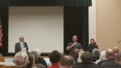 Oakhurst Town Hall Meeting