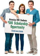 Attention YHS Students - $500 Scholarship Opportunity - Find out more