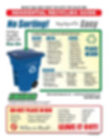 Residential Recycling Guide