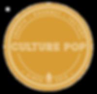 Logo Culture Pop popcorn gourmet png