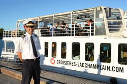 Croisière du lac Champlain