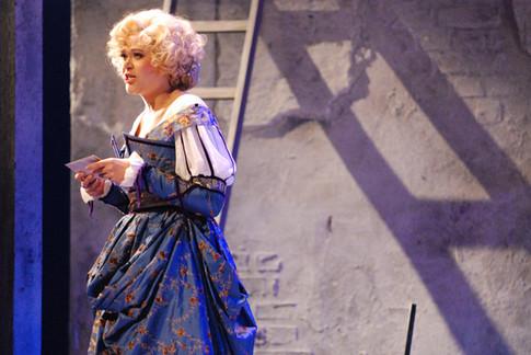 Operette, Sopran, Staatstheater am Gärtnerplatz München