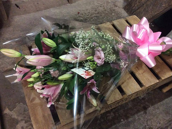 Traditional Funeral Bouquet