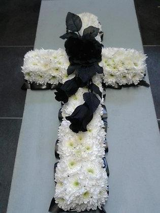 5' Funeral cross