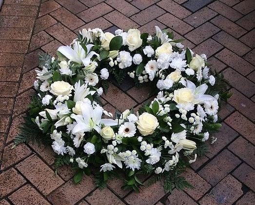 3' Open Wreath
