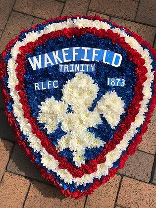 Bespoke shield tribute