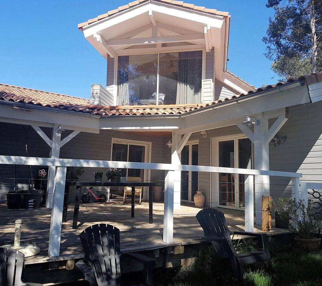 Villa témoin - sud maisons bois