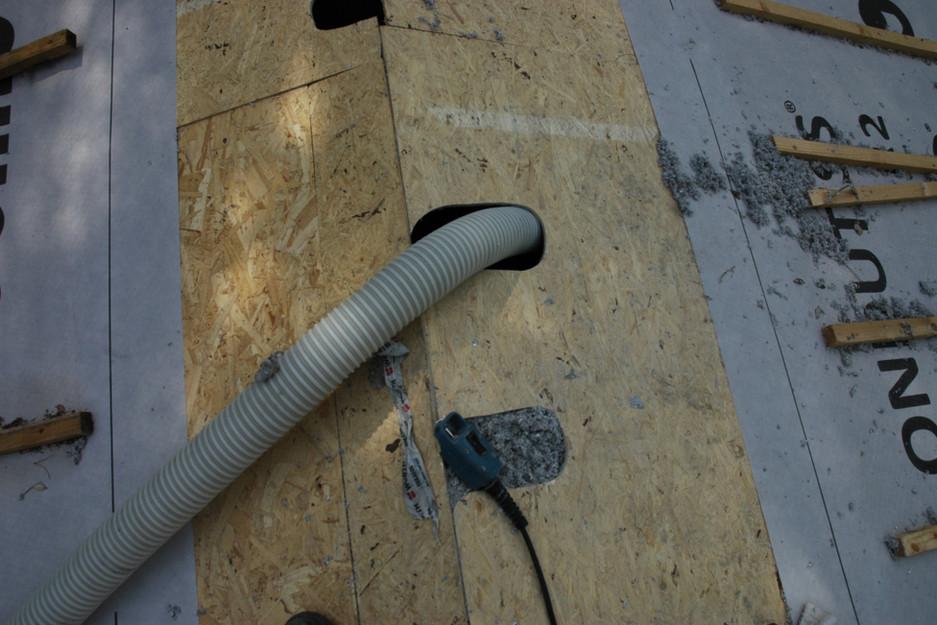 Ouate de cellulose - sud maisons bois