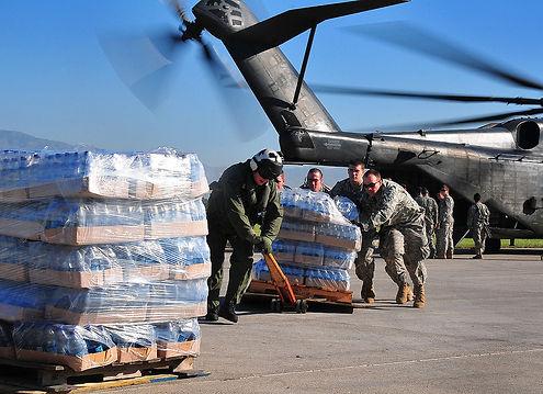 Haiti Water Supplied by US Army.jpg
