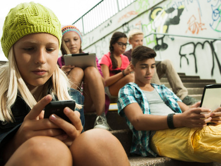 Technology Addiction, If This Then That, Jobs Replaced, Student Loans