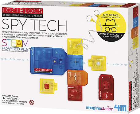 LogiBlocs Spy Tech