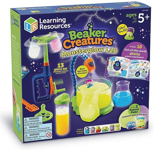 Beaker Creatures: Monsterglow Lab