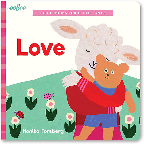 Love - First Books For Little Ones Board Book