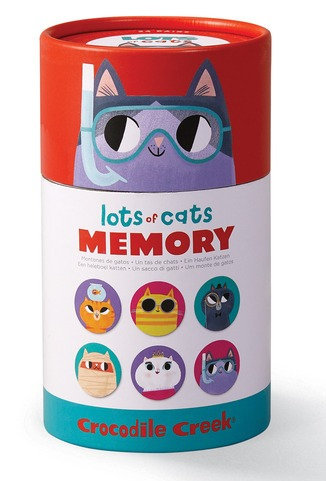 Lot's of Cats Memory Game