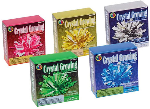 Crystal Growing Kits - Colors