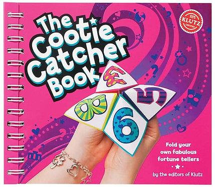 Klutz: The Cootie Catcher Book | Scholastic