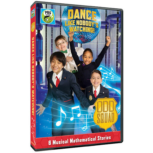 Dance Like Nobody's Watching! - Odd Squad