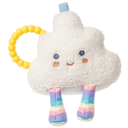 Puffy Cloud Teething Rattle | Mary Meyer