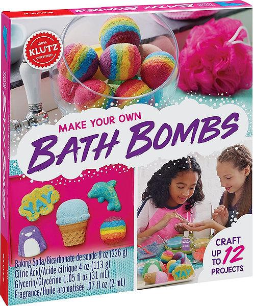 Klutz: Make Your Own Bath Bombs