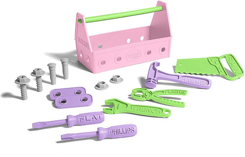 Tool Set - Pink