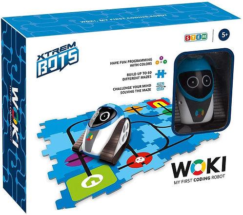 XTREM BOTS: WOKI MY FIRST CODING ROBOT | Play Visions