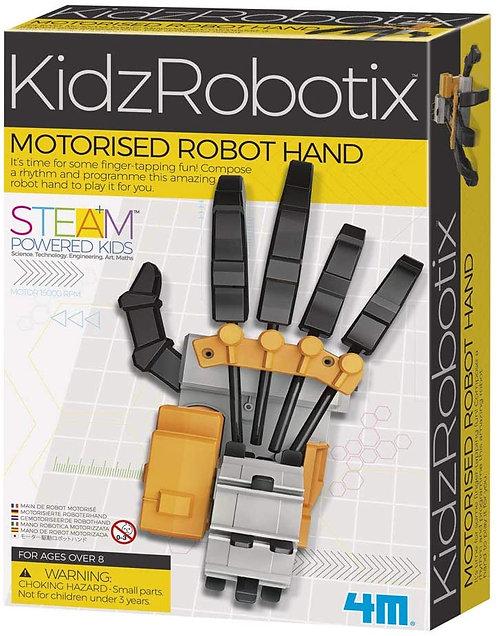 Motorised Robot Hand