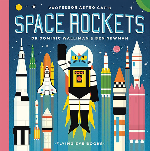 Professor Astro Cat's Space Rocket