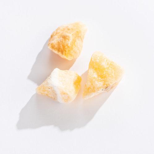 Orange Calcite | Geocentral