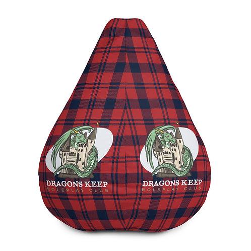 Bean Bag Cover (No Filling) Tartan