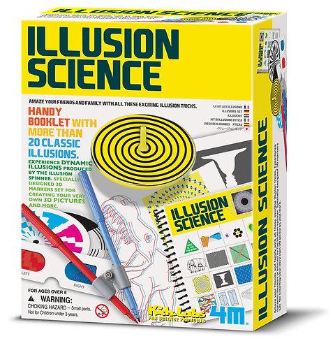 Illusion Science Kit | 4M Toysmith